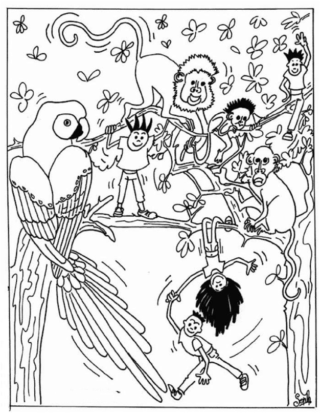 coloring pages birth control - photo#13