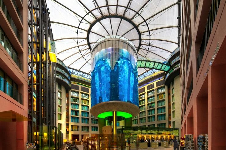 AquaDom de Berlín